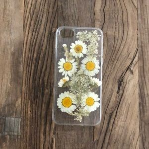 Brandy Melville Daisy Phone Case for iPhone 7/8